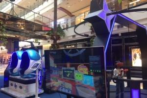 9D Virtual Reality, Virtual Reality Star and Virtual Dragon