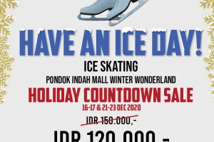 Have An Ice Day with PIM Winter Wonderland!