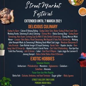 Street Market Festival 2021
