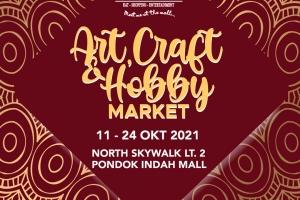 Art&Craft Market is back!!