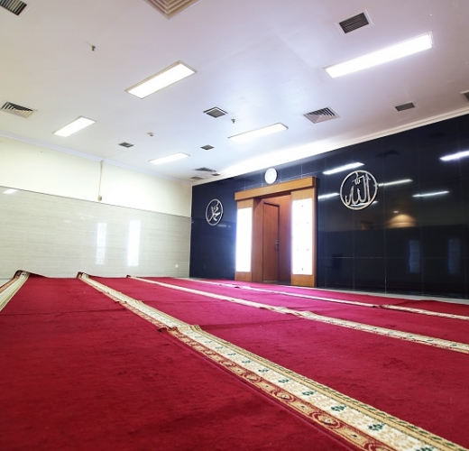 Prayer Room (Musholla)  Pondok Indah Mall