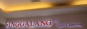 Singgalang HS Jewellery at Pondok Indah Mall