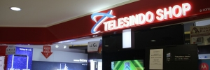 Telesindo at Pondok Indah Mall