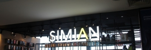 Simian at Pondok Indah Mall