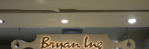 Bake with Bryan at Pondok Indah Mall