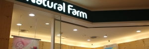 Natural Farm at Pondok Indah Mall