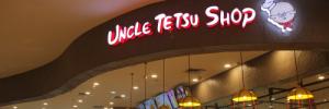 Uncle Tetsu at Pondok Indah Mall