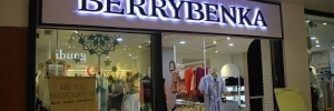 Berrybenka at Pondok Indah Mall