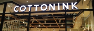 Cotton Ink at Pondok Indah Mall