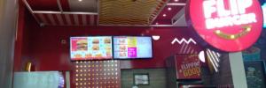 Flip Burger at Pondok Indah Mall