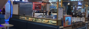 Cream Fiction at Pondok Indah Mall
