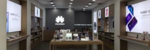Huawei at Pondok Indah Mall