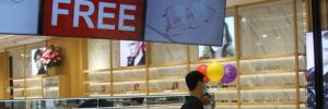 Owl at Pondok Indah Mall