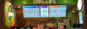 Boost Juice at Pondok Indah Mall