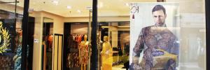Iwan Tirta at Pondok Indah Mall