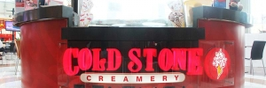 Cold Stone PIM 1 at Pondok Indah Mall