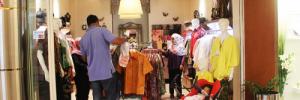 Djene at Pondok Indah Mall