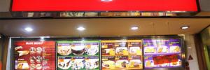 Doner Kebab at Pondok Indah Mall