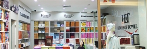 House of Towel by Terry Palmer at Pondok Indah Mall